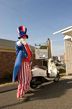 """picture of uncle sam saying """"I Want You"""""""