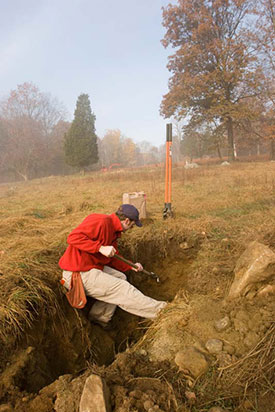 picture of soil testing and environmental services